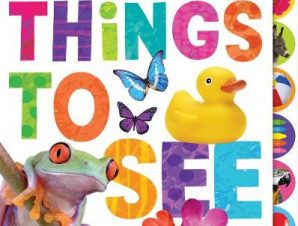 MY FIRST BOOK OF THINGS TO SEE (MY FIRST
