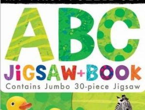 ABC: JIGSAW AND BOOK (MY FIRST…)