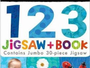 123: JIGSAW AND BOOK (MY FIRST…)