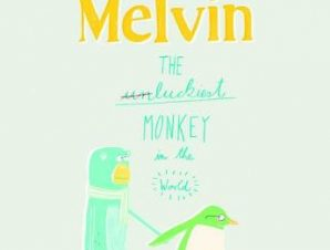 MELVIN THE LUCKIEST MONKEY IN THE WORLD