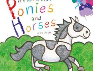 FUN TO DRAW: PONIES AND HORSES