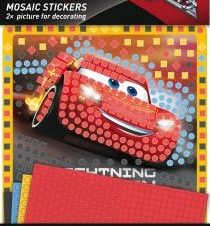 CARS 3: MOSAIC STICKERS