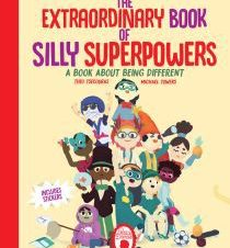 EXTRAORDINARY BOOK OF SILLY SUPERPOWERS
